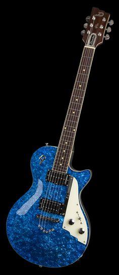 Duesenberg Guitars 49er Blue Pearloid