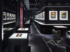 ACADEMIC LIFE store by Ichiro Nishiwaki Design Office, Tokyo – Japan
