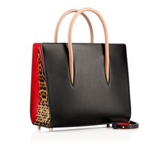 Bags - Paloma Medium Tote Bag - Christian Louboutin