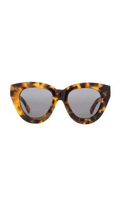 Karen Walker Anytime in Crazy Tortoise & Gold | REVOLVE