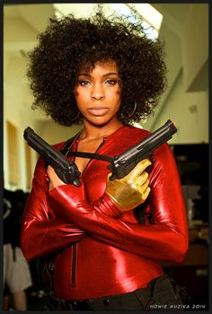 2014 San Diego Comic-Con Cosplay - MISTY KNIGHT