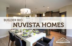 When customers want more from their builder and their home, NuVista Homes continuously proves to be a great choice. Find out more!
