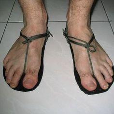 61bce89dda6 Minimalist Running Sandals (Huaraches)