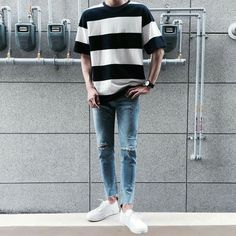Oversized Tee #mensfashion
