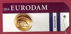 Eurodam Luggage tag