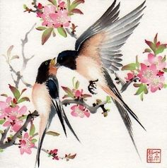 Traditional Chinese Watercolor