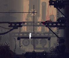 生き生きとした生態系が構築される『Rain World』―新たなGIF動画も公開   Game*Spark - 国内・海外ゲーム情報サイト