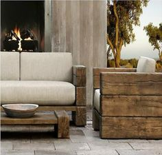 Pallet Projects for an Organized Outdoor | 99 Pallets