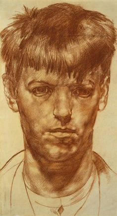 100 self portraits. Stanley Spencer self portrait Stanley Spencer, Figure Painting, Painting & Drawing, Encaustic Painting, Self Portrait Drawing, Self Portraits, Self Portrait Artists, Pastel Portraits, Dulwich Picture Gallery