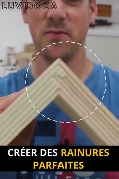 Carpentry Tools, Woodworking Projects, Perfect Joint, Woodworking Enthusiasts, Router Bits, Fibres, Diy Home Improvement, Home Repair, Cool Tools