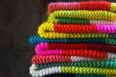Super Easy Crib Blanket in Super Soft Merino's Newest Colors   Purl Soho