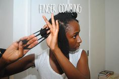 Unrully - It took me a long time to figure out a successful. Natural Hair Problems, Natural Hair Care Tips, Natural Hair Styles, Kinky Curly Hair, Curly Hair Styles, Summer Hairstyles, Diy Hairstyles, Take My, Hair Hacks