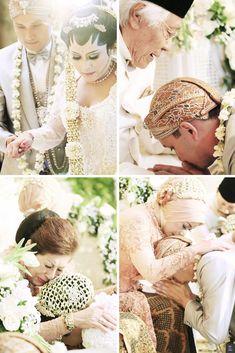 At-home Wedding Reception of Aliyah