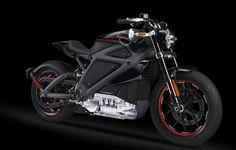 ¿La primera moto eléctrica de HARLEY?
