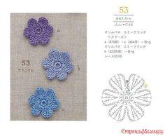 Watch The Video Splendid Crochet a Puff Flower Ideas. Phenomenal Crochet a Puff Flower Ideas. Crochet Puff Flower, Crochet Leaves, Crochet Motifs, Crochet Diagram, Cute Crochet, Irish Crochet, Crochet Doilies, Crochet Flowers, Knit Crochet