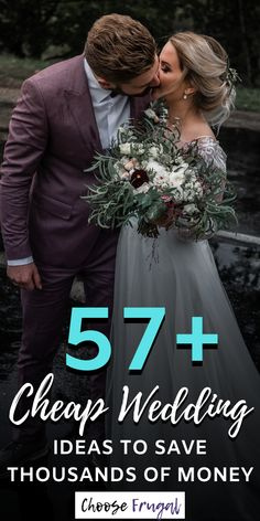 Weddings have many little costs that add up. The industry makes it so easy to overspend on creating the perfect day. Using these cheap wedding ideas is how I was able to plan our wedding for… Wedding Ceremony Ideas, Wedding Tips, Wedding Styles, Our Wedding, Dream Wedding, Wedding Unique, Wedding Ideas For Second Marriage, Wedding Planning Ideas, Inexpensive Wedding Ideas