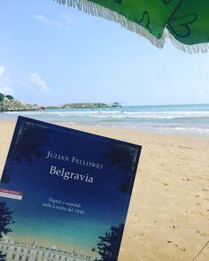 #Letture sotto l'ombrellone #JulianFellowes - #Belgravia #estate #summer #book #letture #libri