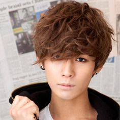 Buy 'GABALNARA – Men's Full Wig - Wavy' with Free International Shipping at YesStyle.com. Browse and shop for thousands of Asian fashion items from South Korea and more!