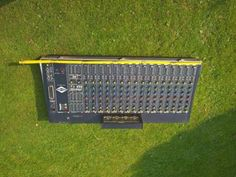 Vintage Mischpult Stramp MP 16 Version 3 in Schleswig-Holstein - Reinbek | Musikinstrumente und Zubehör gebraucht kaufen | eBay Kleinanzeigen