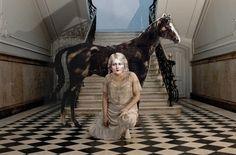 Milavida, Tyttö ja hevonen, 2012. Karoliina Paappa