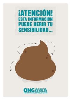 Postal ¡Atención esta información puede herir tu sensibilidad!
