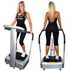 72 Best Vibration Plate Images Fitness Exercises