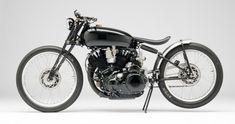 Vincent Rapide Series C Black Lightning Special 1952