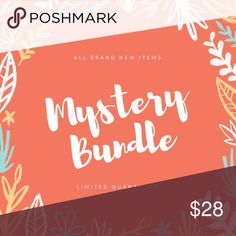 ** MYSTERY BUNDLE ** All items in closet are fair game.  You will get 3 PIECES from either category:  tops dresses sweaters accessories kimonos ponchos jewelry pants leggings shorts skirts  Choose your size when you click on the buy now button! Sweaters