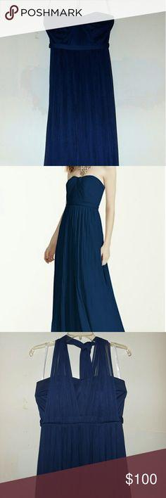 Versa Convertible Dress Versa Marine  Convertible  Dress. One dress, endless style. David's Bridal Dresses Maxi