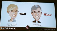 Westfield Corporation Making real estate relevant - digital and physical retail MUST occur #westfield #westfieldcorp #24notion #shoptalk16 @westfieldau