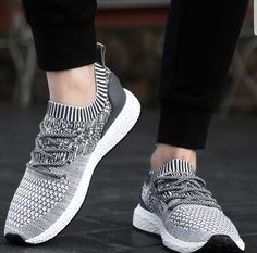 reputable site 6e540 abc22 NEW Men Sneakers Lightweight Running Shoes Breathable Gym Sports Men  Athletics Shoes Outdoor Trainers Non-Slip Zapatillas Hombre.