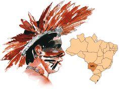Os povos indígenas mais numerosos