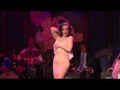 Medianoche performs with Bustout Burlesque in New Orleans - YouTube