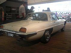 Classic Mazda Cosmo Sport 1105