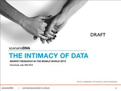 The Intimacy of Data