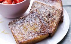 Une recette de Anne-Sophie Pic Proportions pour 8 Personnes T... Dessert Recipes, Desserts, Stevia, Mousse, Panna Cotta, Biscuits, French Toast, Vegetarian, Vegan