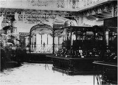 1000 images about mc art nouveau interiors on pinterest savings bank depa - Maison de l art nouveau ...