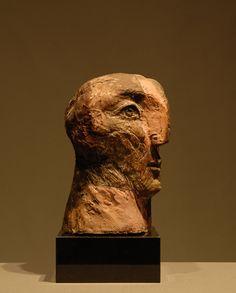 Porträt von einem Unbekannten Thomas Junghans Bronze