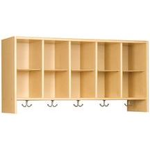 Discount School Supply - eco™ Wall Storage Without Trays