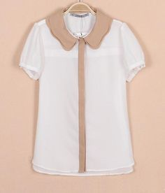 Peter Pan Blouse