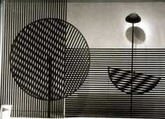 Eusebio Sempere, poeta de la Geometría Arte Madi, Digital Fabrication, Illusion Art, Contemporary Sculpture, Color Shapes, Op Art, Backyard Landscaping, Lovers Art, Line Art