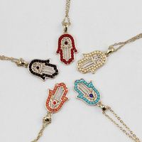 Hamsa/Fatima Hands Pendents Protection Necklace Special Collocation For Women/Men