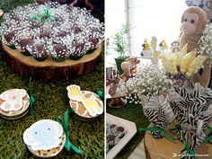 Lima Limão - festas com charme: A selva do Henrique!