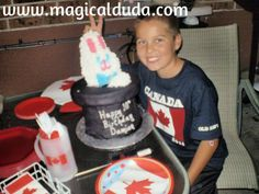 Give surprises your loveable kid to organize Magicians show For Birthday Parties in Toronto. Learn more details on our website and call at 1-855-223-3832.