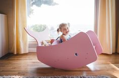 Whale Of A Time Rocking Chair Free Shipping