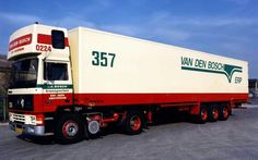 Volvo F. Van DEN BOSCH Semi Trailer, Volvo Trucks, Bosch, Cars And Motorcycles, Tractors, Transportation, Cool Photos, Van, Europe