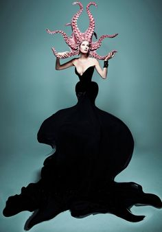 Image detail for -fashion avant garde haute couture style