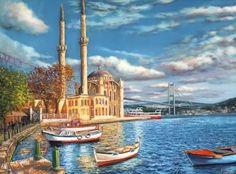 istanbul manzara l1 tablolar: Yandex.Görsel'de 51 bin görsel bulundu