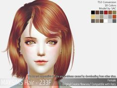 names and pictures of haircuts volumnous side ponytail hair for the sims 4 sims 4638 | 3ed6b51831c4c5dfc43f40e4e4638c08 medium hairstyles female hair