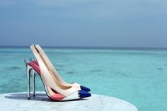 Sun, sea and Shoes!!!